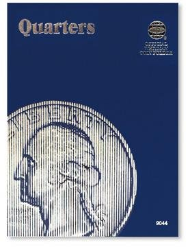 #9044 Whitman Folder for Quarters (undated)