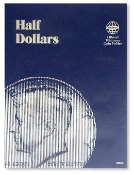 #9045 Whitman Folder for Half Dollars (undated)