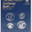 #9023 Whitman Folder for Eisenhower & Anthony Dollars