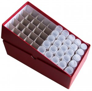 Roll Storage Box for Cents