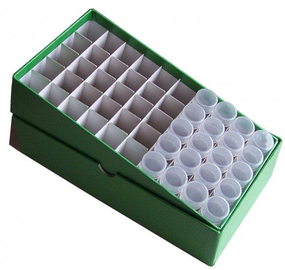 Roll Storage Box for Dimes