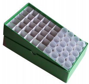 Roll Storage Box for Dimes