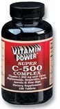 Super C 500 mg Complex Tablets    500 Tablets    1035V
