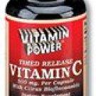 Timed Release C Complex 500 mg Caps    250 Capsules    176U