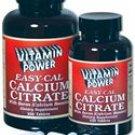 Calcium Citrate Tabs    250 Tablets    4055U