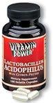 Lactobacillus Acidophilus    250 Tablets    905U