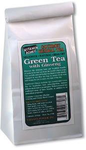 Green Tea w/Ginseng    24 Bags    T708