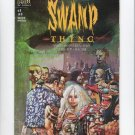 Swamp Thing #9 Jan 2001-- Suggested for Mature Readers