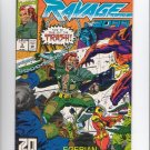 "Ravage 2099 #3 Feb 1993, Marvel Comics, ""Horror at Hellrock"""