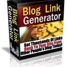 Blog Link Generator