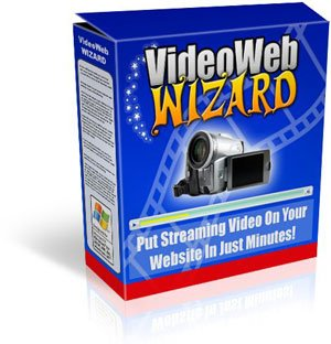 Video Web Wizard - The Easy Way For You To Start Using & Profiting With Online Video!