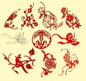 *** Machine Embroidery Chinese Folk Art Designs***