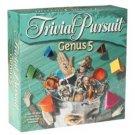 Trivial Pursuit Genus 5 Game