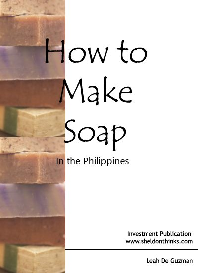 Biz Builder - How to Make Soap (eBook)