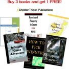 Investment Promos! Buy 3 eBooks and get 1 free!