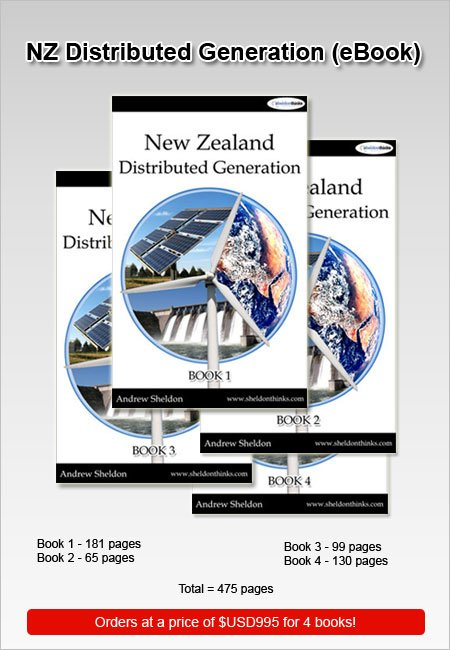 NZ Distributed Generation (eBook)