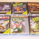 6 New Unopened Atari Lynx Games