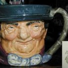 Royal Doulton Small Tony Weller Jug