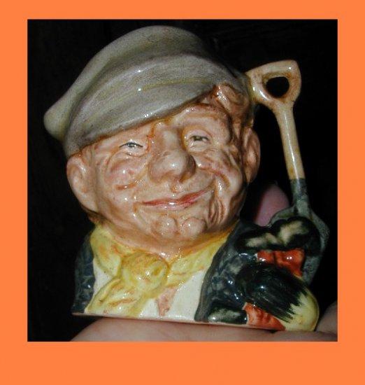 Royal Doulton Miniature Gardener,