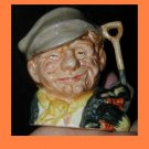 Royal Doulton Miniature Gardener,