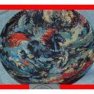 "Lenore Beran Plate ""The Little Blue Horse"""