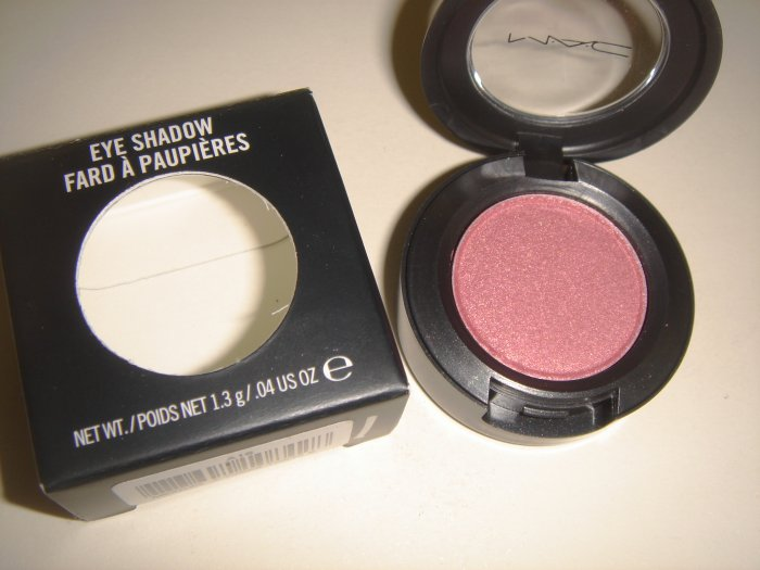 "MAC Eyeshadow ""In Living Pink"" BRAND NEW"
