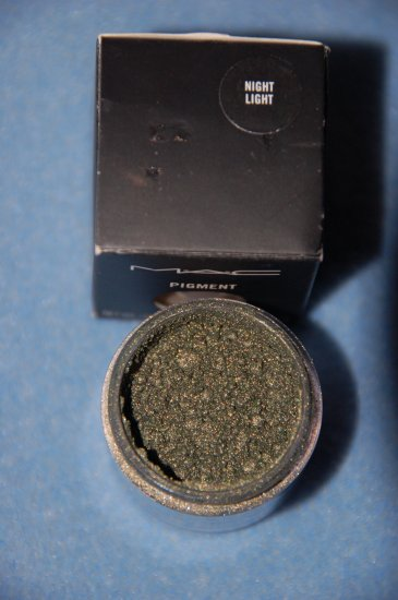 "MAC Pigment Samples  ""Night Light""  ~RARE/LE~"