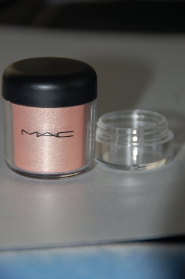 "MAC Pigment Samples  ""Deckchair""  ~RARE/LE~"