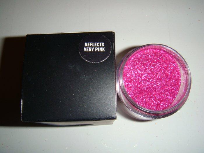 "MAC Reflect Glitter sample ""Reflects Very Pink"" Metal Urge"