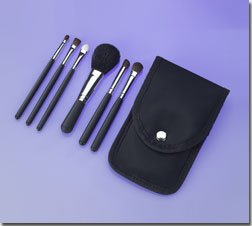 Brand New 6 Piece Brush Set!! Travel Exclusive Madebeautiful!!