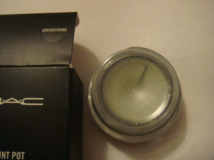 "MAC Paint Pot ""Greenstroke"" (1/5 tsp) sample~~"
