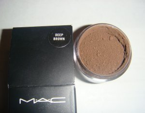 "MAC Pigment Samples: ""Deep Brown"" 1/4 tsp"
