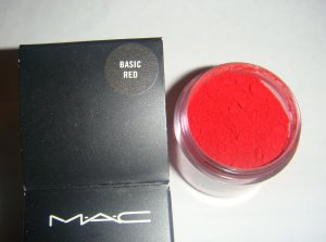 "MAC Pigment Samples ""Basic Red"" 1/4 tsp"