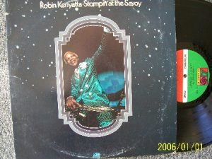 ROBIN KENYATTA Stompin At The Savoy  JAZZ Vintage Vinyl Record