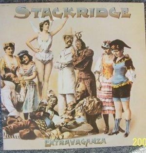 STACKRIDGE  Extravaganza Sire Vintage Vinyl  Record  Near Mint 1974