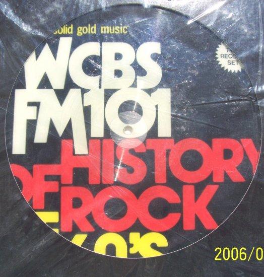 HISTORY OF ROCK PART 1   WCBS FM101  Rare