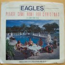 Eagles Funky New Year – Please Come Home For Christmas 45RPM vinyl with sleeve