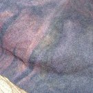 Dark Pansy Blue~Quarter Yard~Hand Dyed Wool With Lanolin~ShornSheep~Rug Hooking