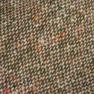 TWEED NO.13 - 85/15 wool/nylon fabric - DOTTED Tweed - off the bolt - 5 yards - Shorn Sheep Wools