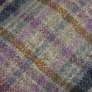 TWEED NO.17 - 85/15 wool/nylon fabric - LAVENDER Tweed - off the bolt - 5 yards - Shorn Sheep Wools