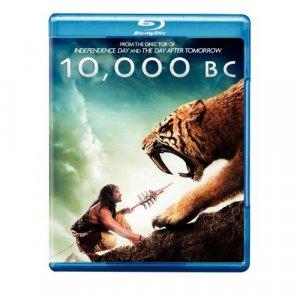 10000 BC Blu-Ray
