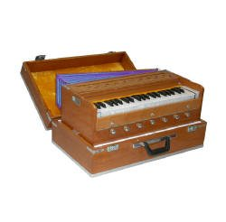 Our Premium AAA Portable Harmonium w/Coupler