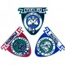 Foil Clan Crest Stickers