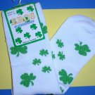 Saint Patrick's Day Socks, Women's size 9-11
