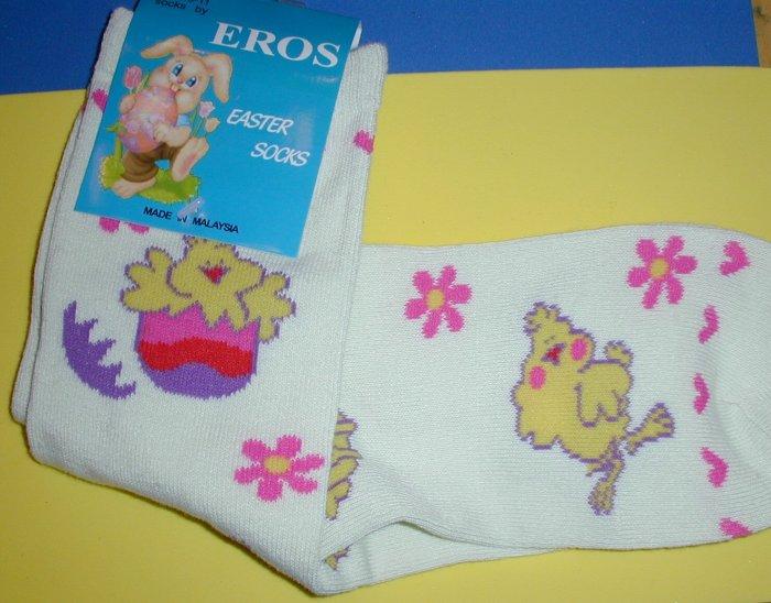 Easter Socks, Women's size 9-11