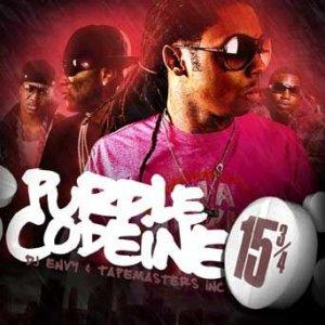 Purple Codeien 15 3/4 (mixtape)