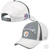 PITTSBURGH STEELERS SUPER BOWL CHAMPS 2006 HAT CAP NEW