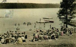 Vintage Albertype Postcard Lutherland Penn 1937