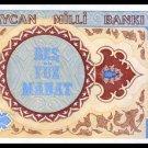 AZERBAIJAN - 500 Manat 1993, Pick 19, UNCIRKULATED