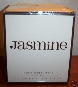HENRI BENDEL Candle JASMINE *RETIRED scented Bath & Body Works - burns 60 hour
